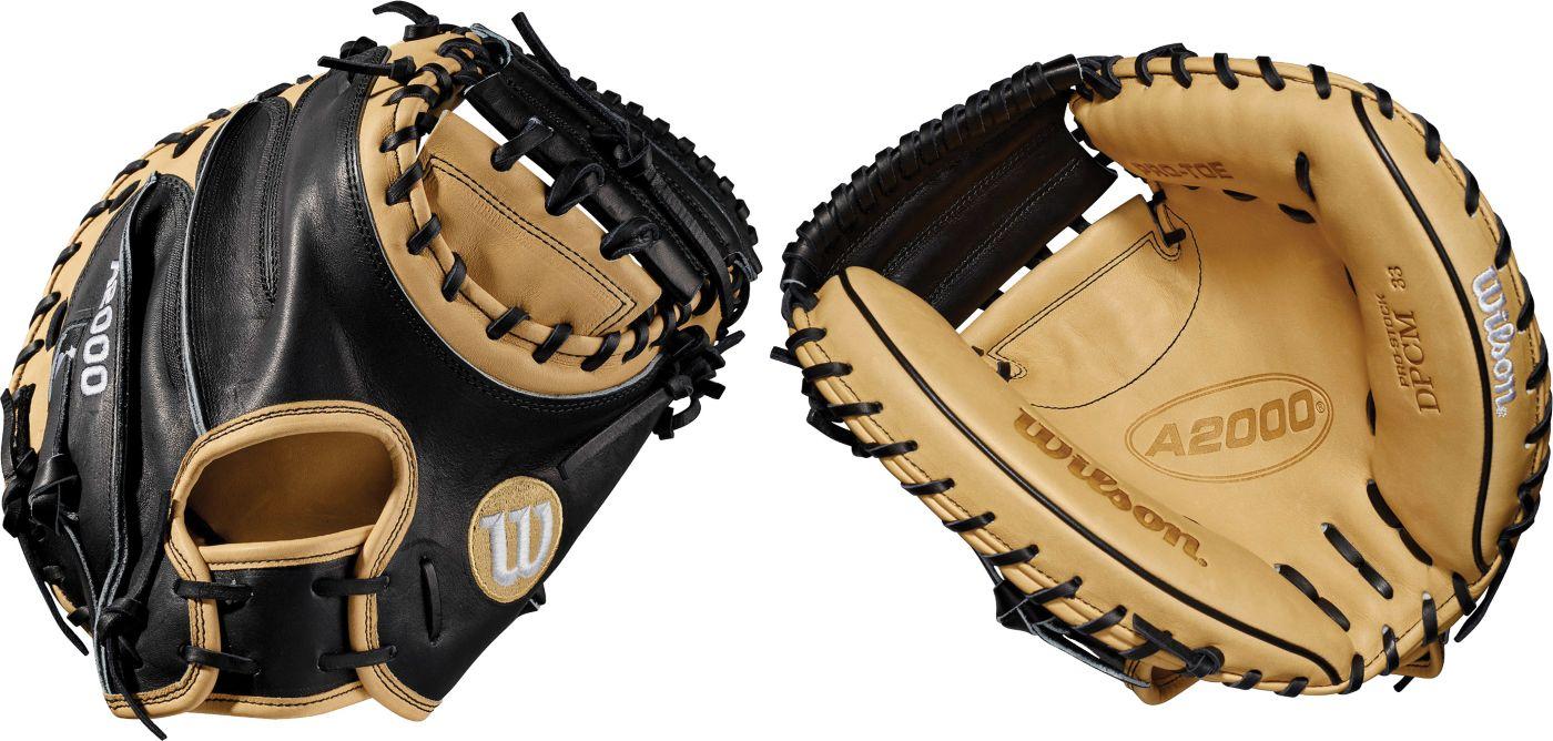 Wilson 33'' A2000 Series Catcher's Mitt 2019