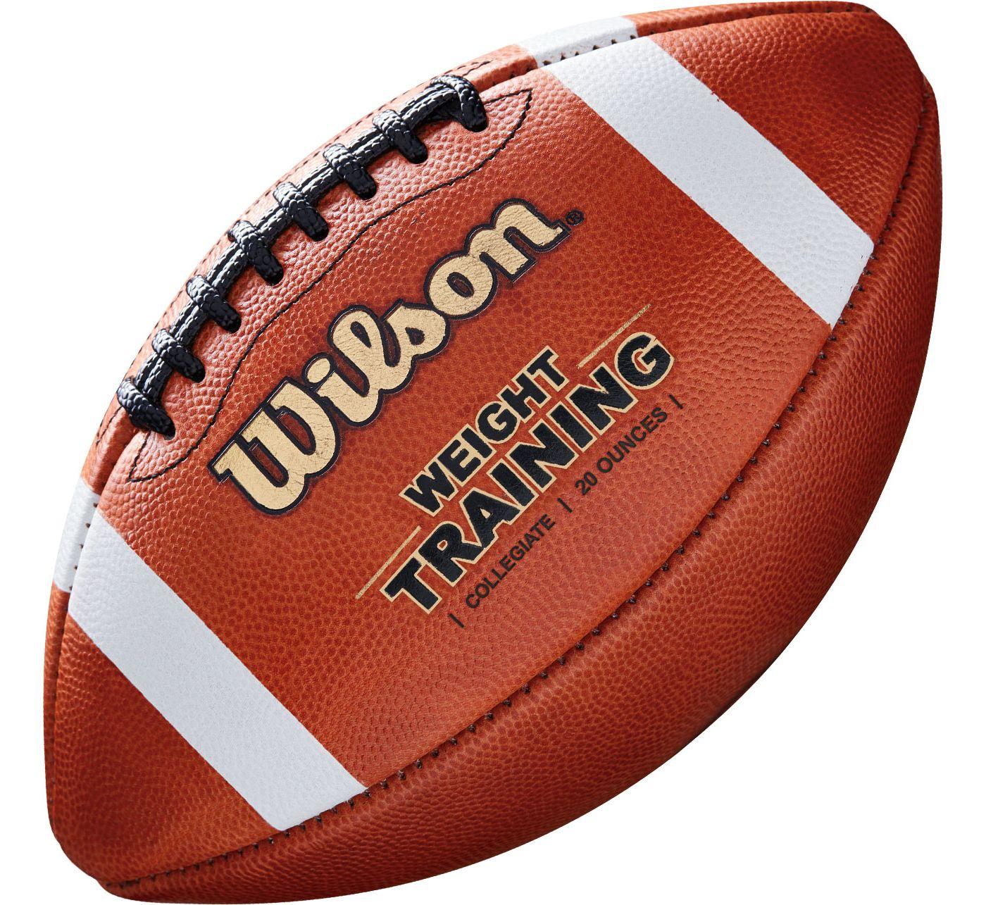 Wilson Weight Training Official Football