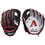 "Wilson 10"" A200 Arizona Diamondbacks T-Ball Glove"
