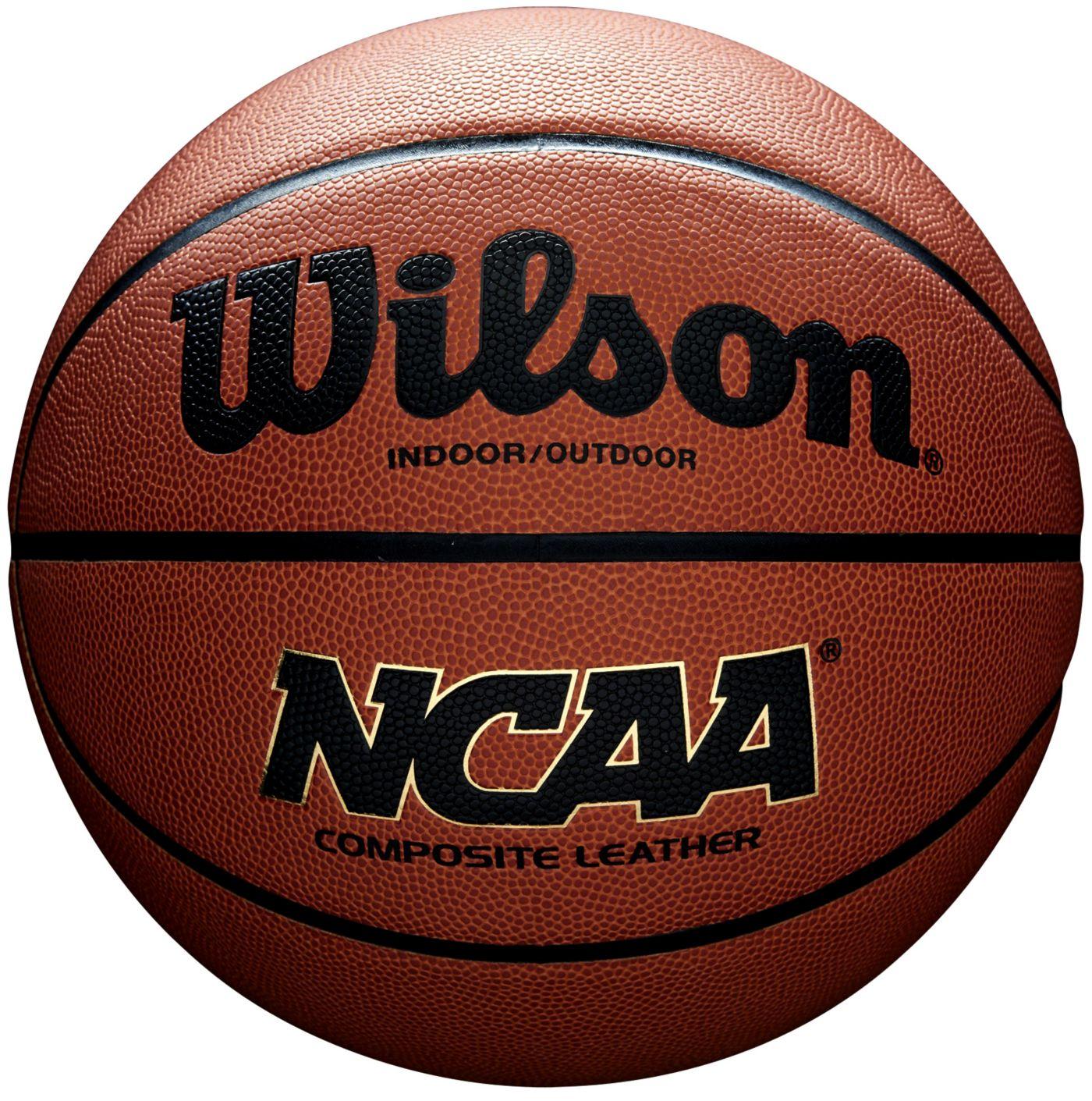 Wilson NCAA Composite Official Basketball (29.5)