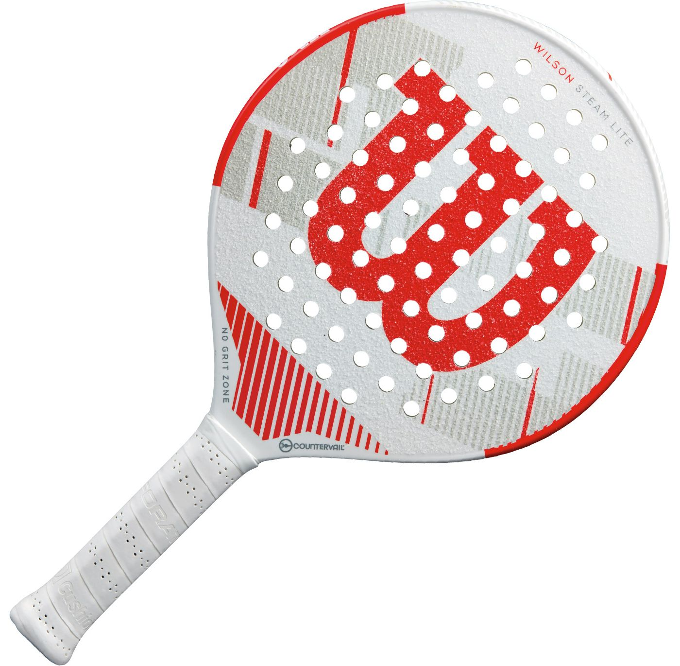 Wilson Steam Lite Countervail Platform Tennis Paddle
