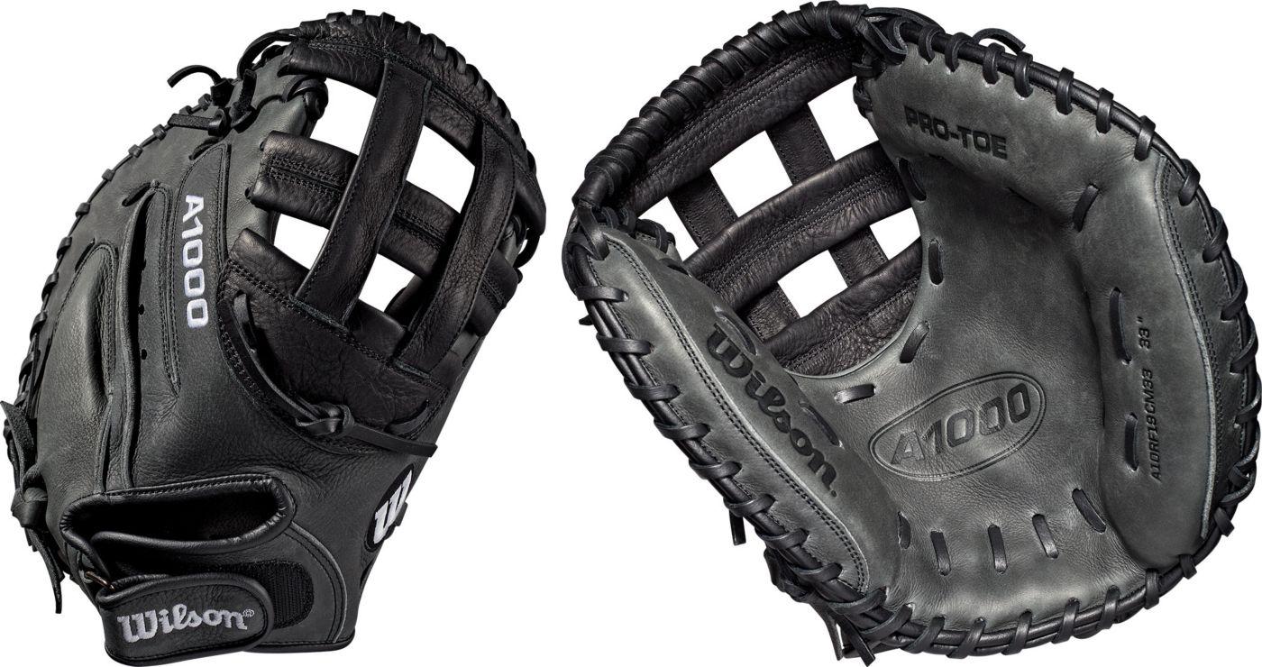 Wilson 33'' A1000 Series Fastpitch Catcher's Mitt