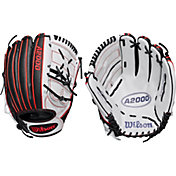 Wilson 12.25'' Monica Abbott A2000 SuperSkin Series Fastpitch Glove