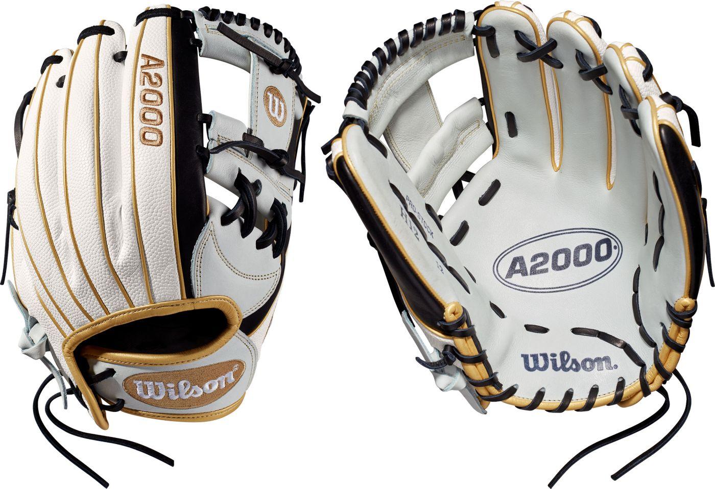 Wilson 12'' A2000 SuperSkin Series Fastpitch Glove