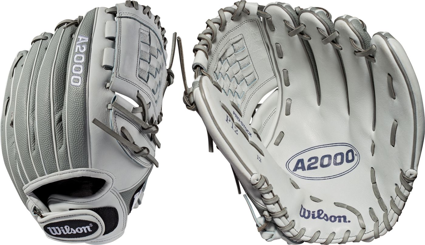 Wilson 12'' A2000 SuperSkin Series P12 Fastpitch Glove