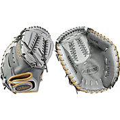 Wilson 34'' A2000 SuperSkin Series Fastpitch Catcher's Mitt 2019