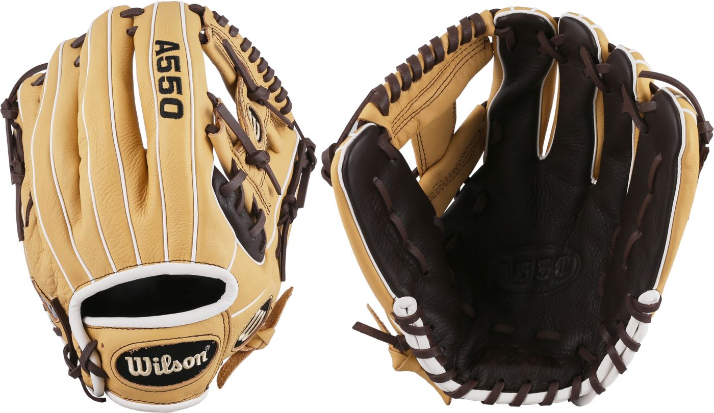 Wilson 11.5'' Youth A550 Series Glove 2019