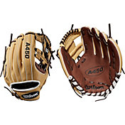 Wilson 10.75'' Youth A450 Series Glove
