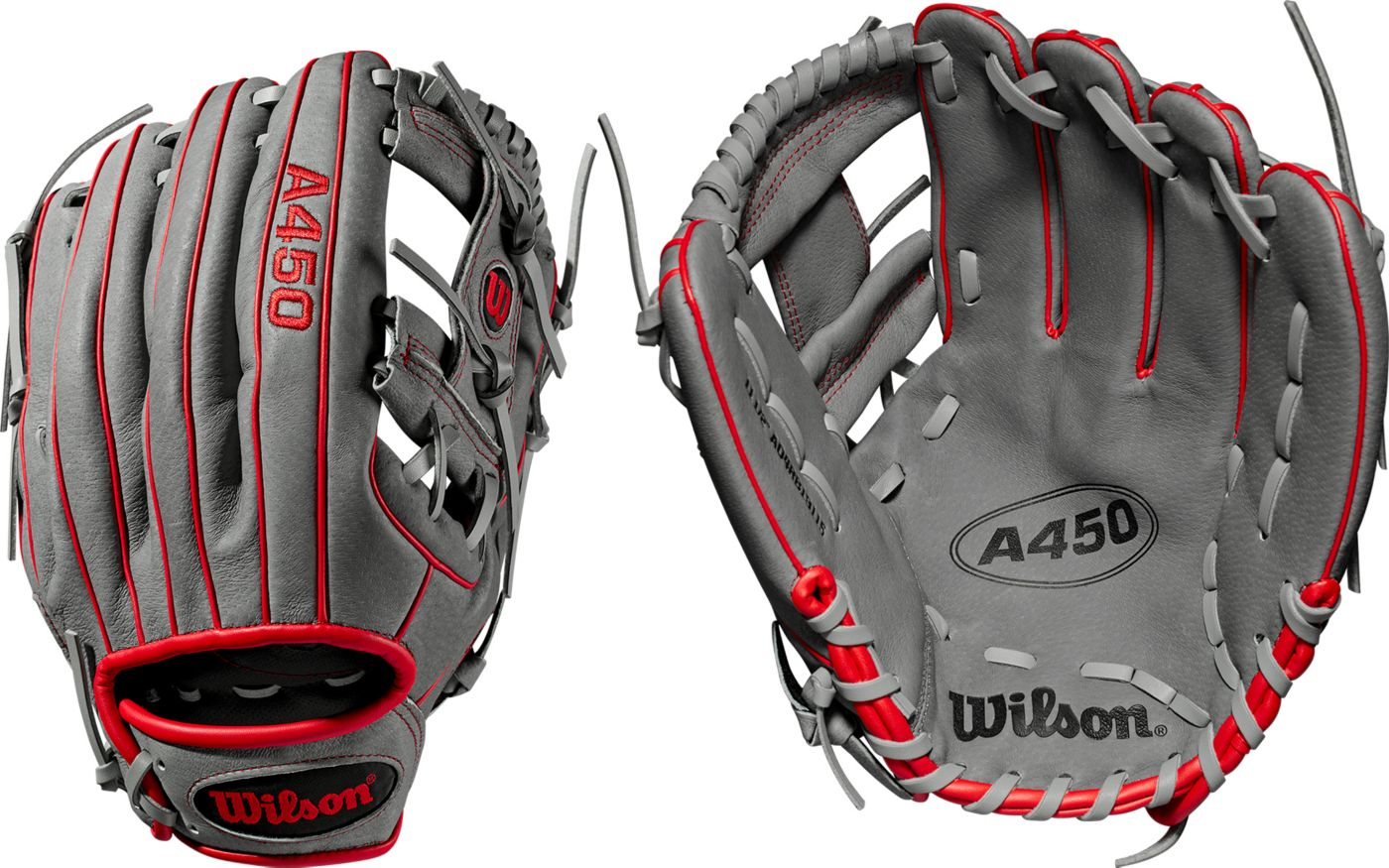 Wilson 11.5'' Youth A450 Series Glove 2019