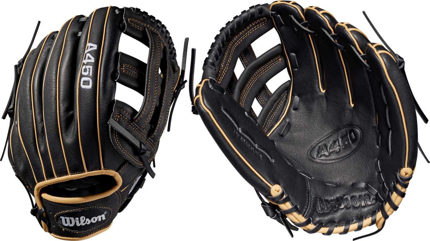 Wilson 12'' Youth A450 Series Glove 2019