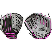 Wilson 11.5'' Youth Flash Series Fastpitch Glove 2019
