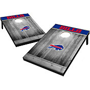Wild Sports Buffalo Bills Grey Wood Tailgate Toss