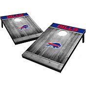 Wild Sports Buffalo Bills Grey Wood Tailgate Toss