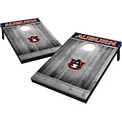 Wild Sports Auburn Tigers NCAA Grey Wood Tailgate Toss