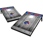 Wild Sports Boise State Broncos NCAA Grey Wood Tailgate Toss