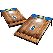 Wild Sports UCLA Bruins NCAA Brown Wood Tailgate Toss