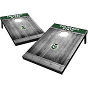 Wild Sports Colorado State Rams NCAA Grey Wood Tailgate Toss