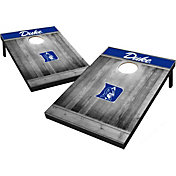 Wild Sports Duke Blue Devils NCAA Grey Wood Tailgate Toss