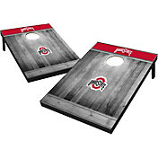 Wild Sports Ohio State Buckeyes NCAA Grey Wood Tailgate Toss