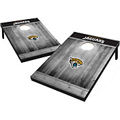 Wild Sports Jacksonville Jaguars Grey Wood Tailgate Toss