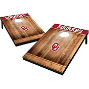Wild Sports Oklahoma Sooners NCAA Brown Wood Tailgate Toss