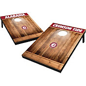 Wild Sports Alabama Crimson Tide NCAA Brown Wood Tailgate Toss