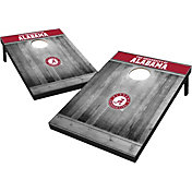 Wild Sports Alabama Crimson Tide NCAA Grey Wood Tailgate Toss