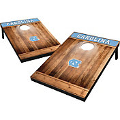 Wild Sports North Carolina Tar Heels NCAA Brown Wood Tailgate Toss