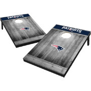 New England Patriots Grey Wood Tailgate Toss
