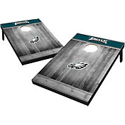 Philadelphia Eagles Grey Wood Tailgate Toss