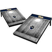 Wild Sports Pittsburgh Panthers NCAA Grey Wood Tailgate Toss