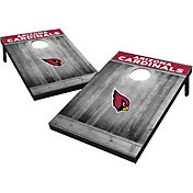 Wild Sports Arizona Cardinals Grey Wood Tailgate Toss