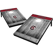 Wild Sports South Carolina Gamecocks NCAA Grey Wood Tailgate Toss