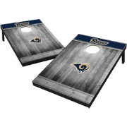 Los Angeles Rams Grey Wood Tailgate Toss