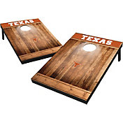 Wild Sports Texas Longhorns NCAA Brown Wood Tailgate Toss