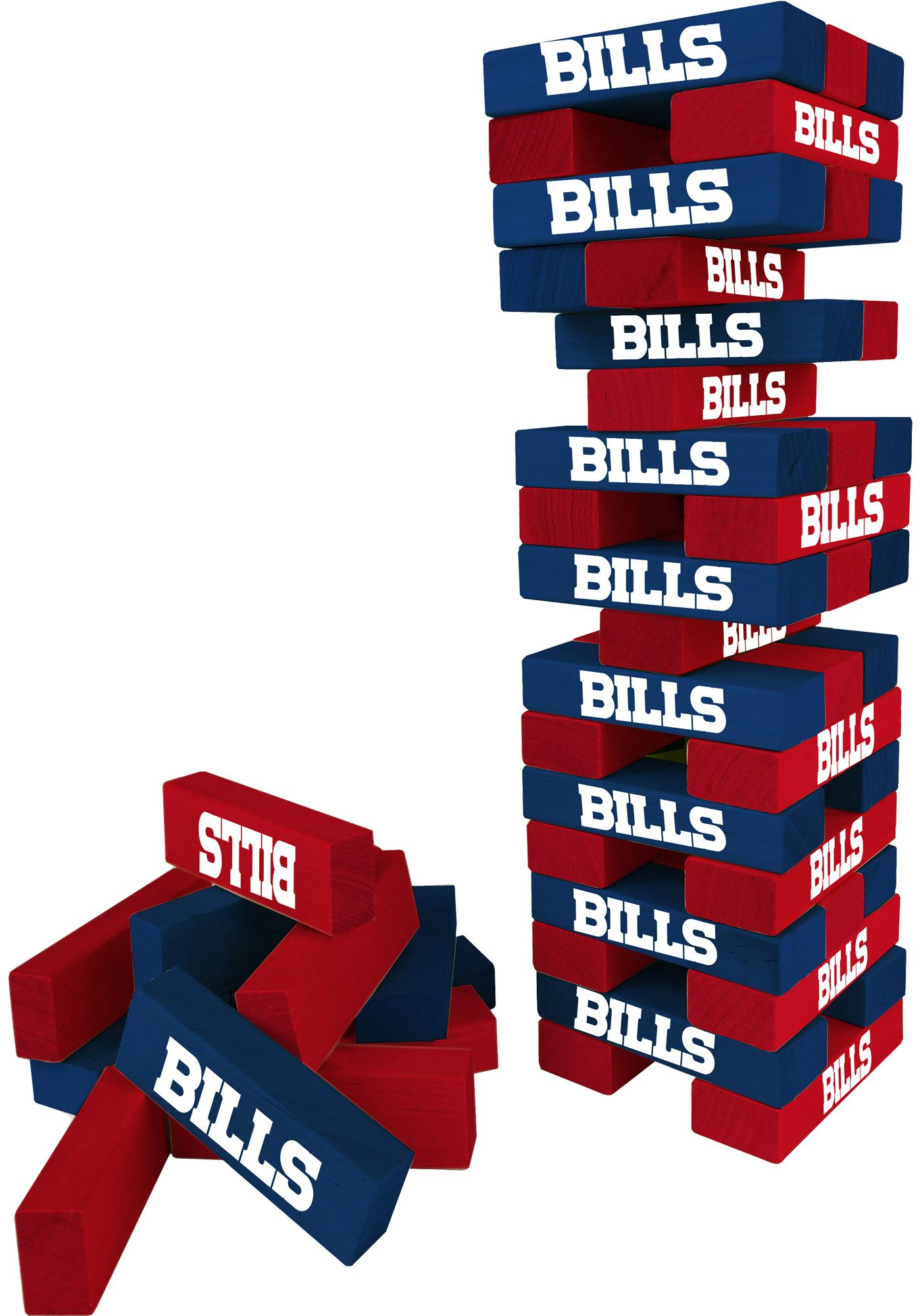 Wild Sports Buffalo Bills Table Top Stackers