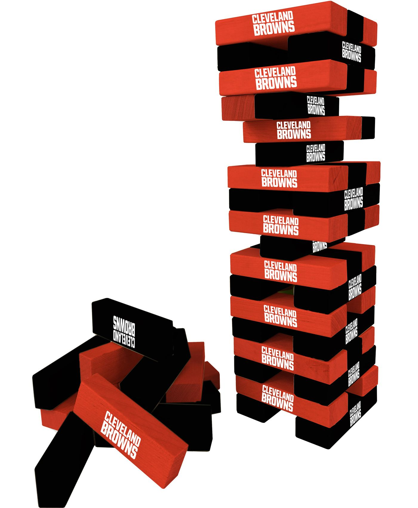Wild Sports Cleveland Browns Table Top Stackers
