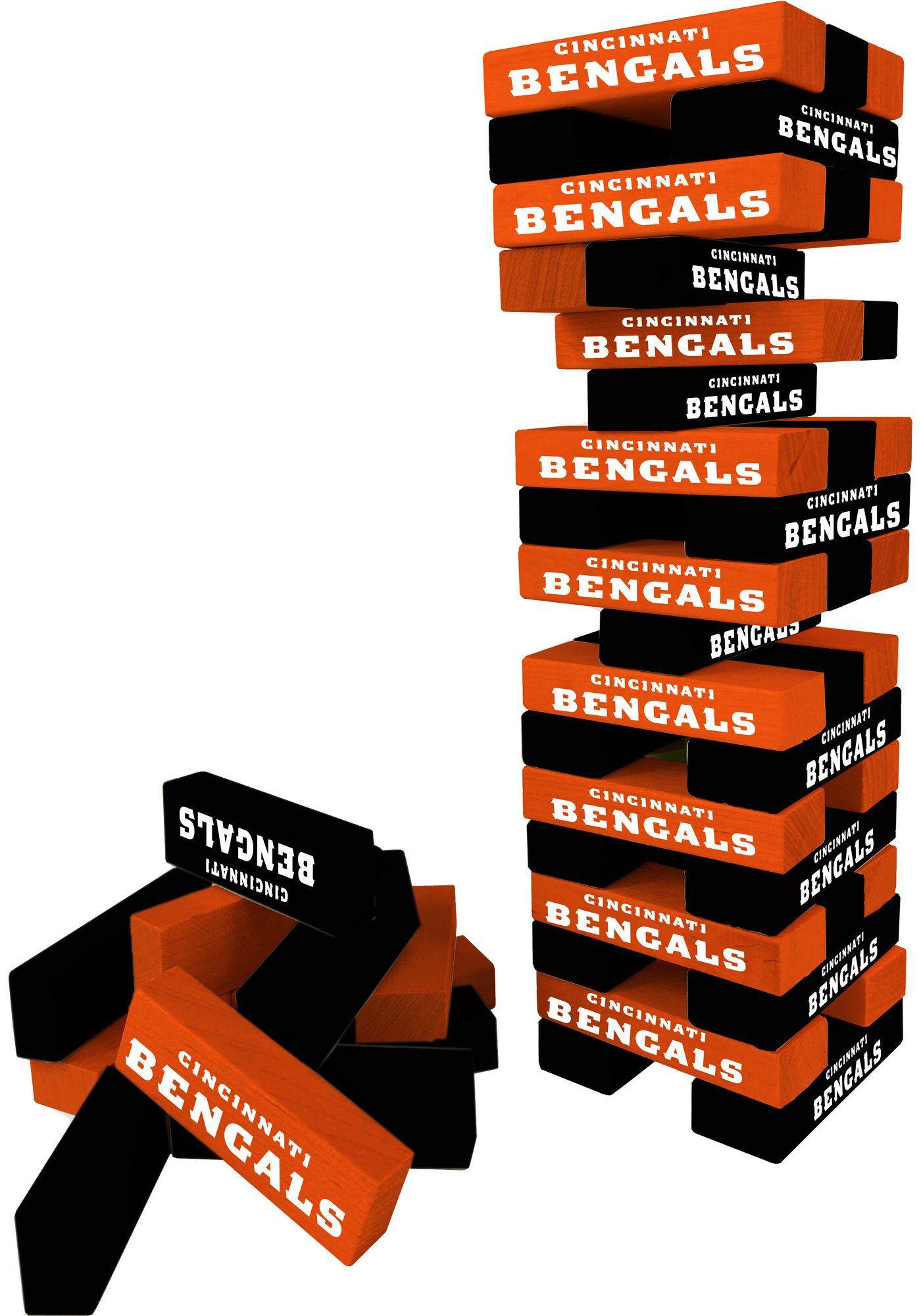 Wild Sports Cincinnati Bengals Table Top Stackers