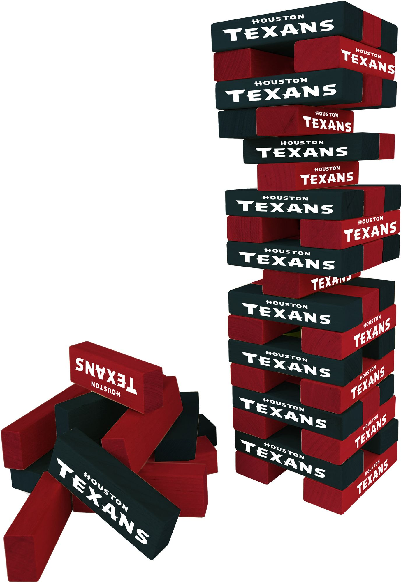 Wild Sports Houston Texans Table Top Stackers