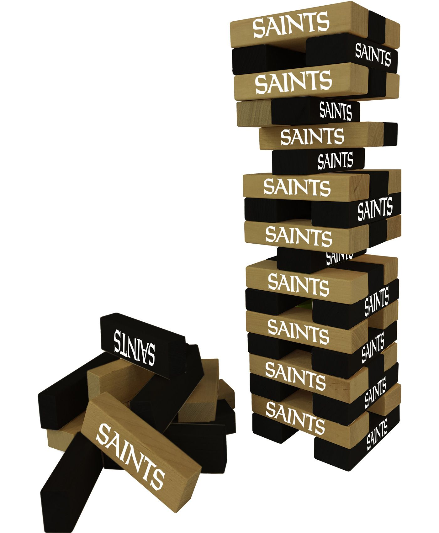 Wild Sports New Orleans Saints Table Top Stackers