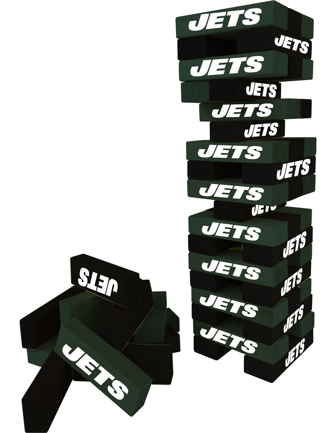 Wild Sports New York Jets Table Top Stackers