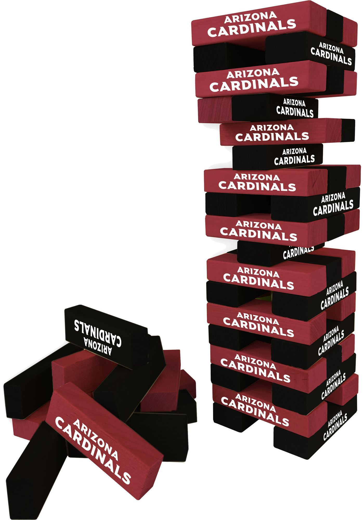 Wild Sports Arizona Cardinals Table Top Stackers