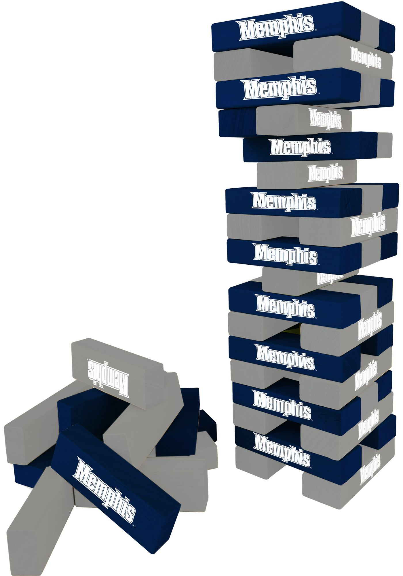 Wild Sports Memphis Tigers Table Top Stackers