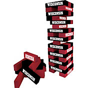 Wild Sports Wisconsin Badgers Table Top Stackers