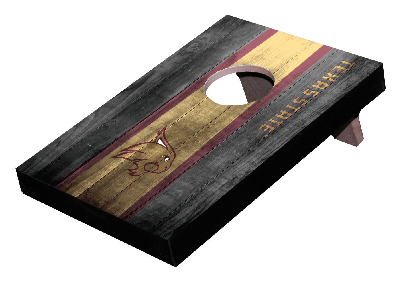Wild Sports Texas State Bobcats NCAA Table Top Toss