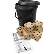 Wild Sports Yard Dice Game