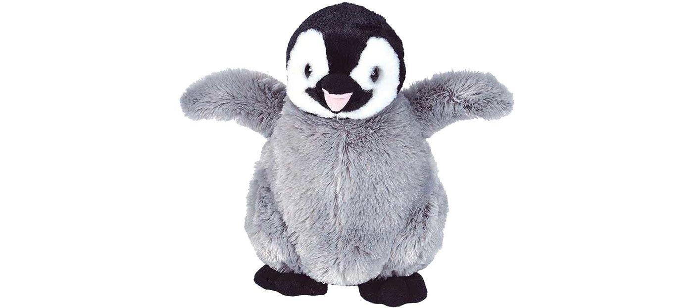 Wild Republic Playful Penguin Stuffed Animal