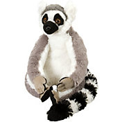 Wild Republic Ring Tailed Lemur Stuffed Animal