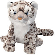 Wild Republic Snow Leopard Cub Stuffed Animal