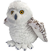 Wild Republic Snowy Owl Stuffed Animal